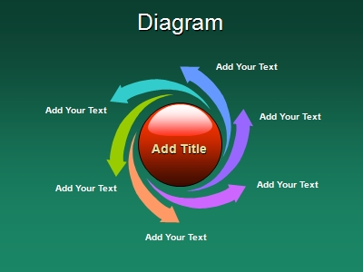 TG_diagram_042 �Ŀ�����Ʈ PPT ���ø� ������