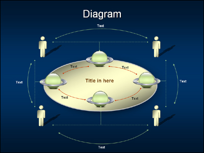 TG_diagram_152 �Ŀ�����Ʈ PPT ���ø� ������