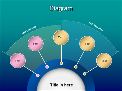 TG_diagram_154 �Ŀ�����Ʈ PPT ���ø� ������
