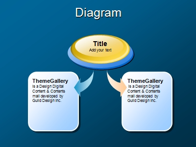 TG_diagram_075 �Ŀ�����Ʈ PPT ���ø� ������