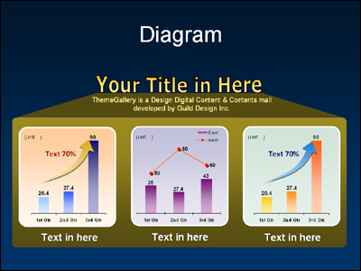 TG_Diagram_473 �Ŀ�����Ʈ PPT ���ø� ������