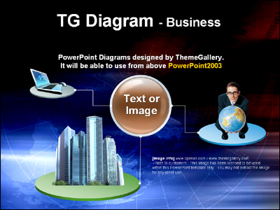 TG_Diagram_576 �Ŀ�����Ʈ PPT ���ø� ������